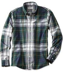 barbour highland check 33 shirt / barbour highland check 33 shirt, xx large
