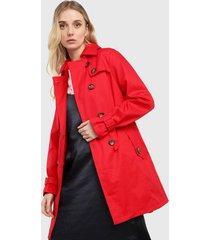 abrigo rojo-negro paris district
