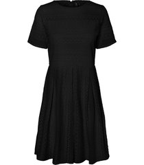women's vero moda honey lace a-line dress, size medium