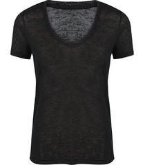 invito shirt / top zwart emma