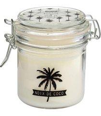 świeca zapachowa kokos