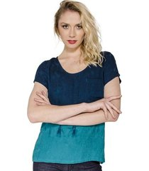 blusa tie dye cythia hayashi feminina