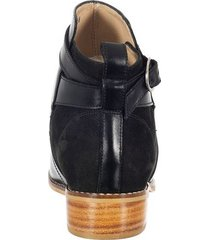 botin formal para dama san polos at-136 negro