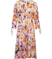 kitty jurk knielengte multi/patroon fall winter spring summer