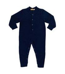macacão pijama em soft grosso douvelin marinho