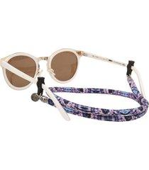 cordón cuelga gafas sajú purple haze