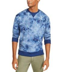 inc men's tie dye sweatshirt, created for macy's