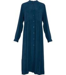 tiffany tiffany viskos klänning 191331 flaskgrönt