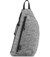 bolsa transversal jansport city sling