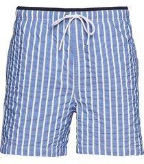 jules stripe 1368 zwemshorts blauw nn07