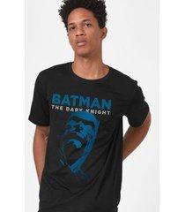 camiseta batman rosto masculina