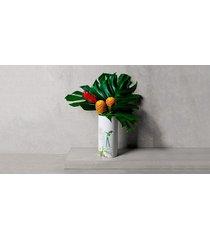 vaso fiori cor: branco - tamanho: único