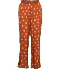 weekend pyjamabroek joggingbroek oranje love stories