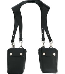 amiri bolsa tiracolo - preto