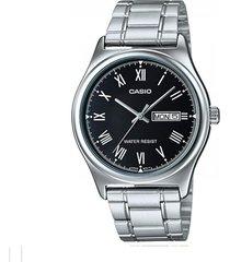 reloj casio  ltp-v006d-1b mujer