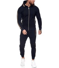 one redox joggingpak heren - gold look