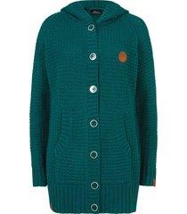 cardigan (verde) - bpc bonprix collection