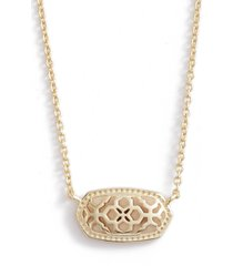 women's kendra scott elisa pendant necklace