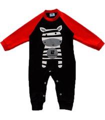 macacão manabana roupas de bebe enxoval batizado preto