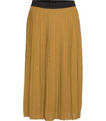sunny skirt knälång kjol gul masai