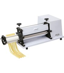 máquina de massa elétrica arke com cortador - lev30
