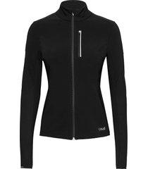 windtherm jacket outerwear sport jackets svart casall