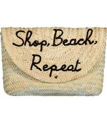 shop beach repeat clutch