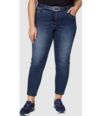 jeans sara lindholm dark blue