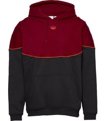 blnt 96 hdy hoodie trui rood adidas originals