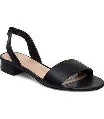 candice shoes summer shoes flat sandals svart aldo