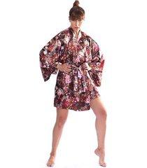 kimono thais gusmão curto boneca