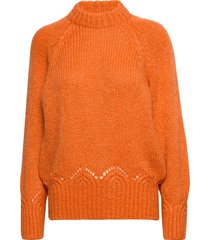 novelty sweater turtleneck coltrui oranje odd molly