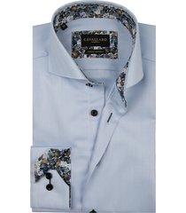 cavallaro shirt spinozo lichtblauw