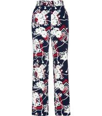 pantaloni larghi (blu) - bpc selection