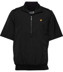 doral golf jacket t-shirts short-sleeved zwart lyle & scott sport