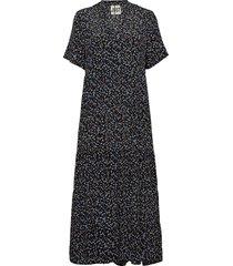 lassy maxi dress dresses everyday dresses svart just female