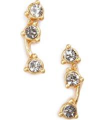 women's madewell gemline stud earrings
