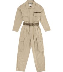 r13 abu cotton jumpsuit