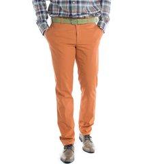 campbell pantalon oranje