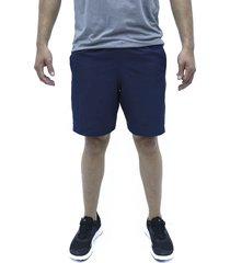 pantaloneta azul under armour woven graphic short