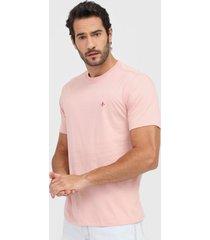 camiseta dudalina logo rosa