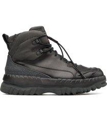 camper kiko kostadinov, sneaker uomo, nero/grigio, misura 46 (eu), k300247-001