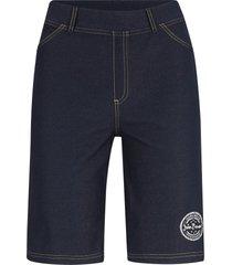 ciclisti effetto jeans (blu) - john baner jeanswear
