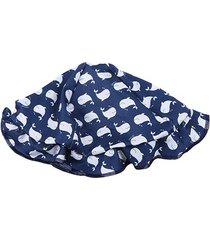 chapéu infantil up baby proteção uv estampado