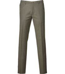 sale - nils pantalon - slim fit - beige