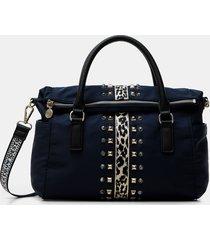 handbag studs - brown - u