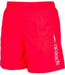 speedo heren zwembroek scope 16 - rood-s