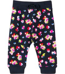 kenzo joggers style flower pants