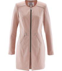blazer lungo (rosa) - bpc selection
