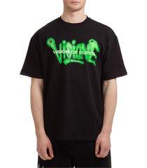 vision of super reflective flames t-shirt